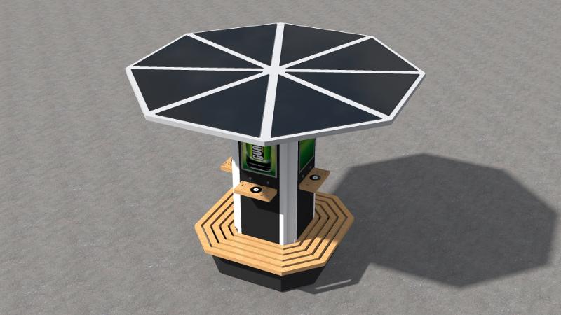 Inovacije PetroSolar pametnih klupa menjaju naše okruženje