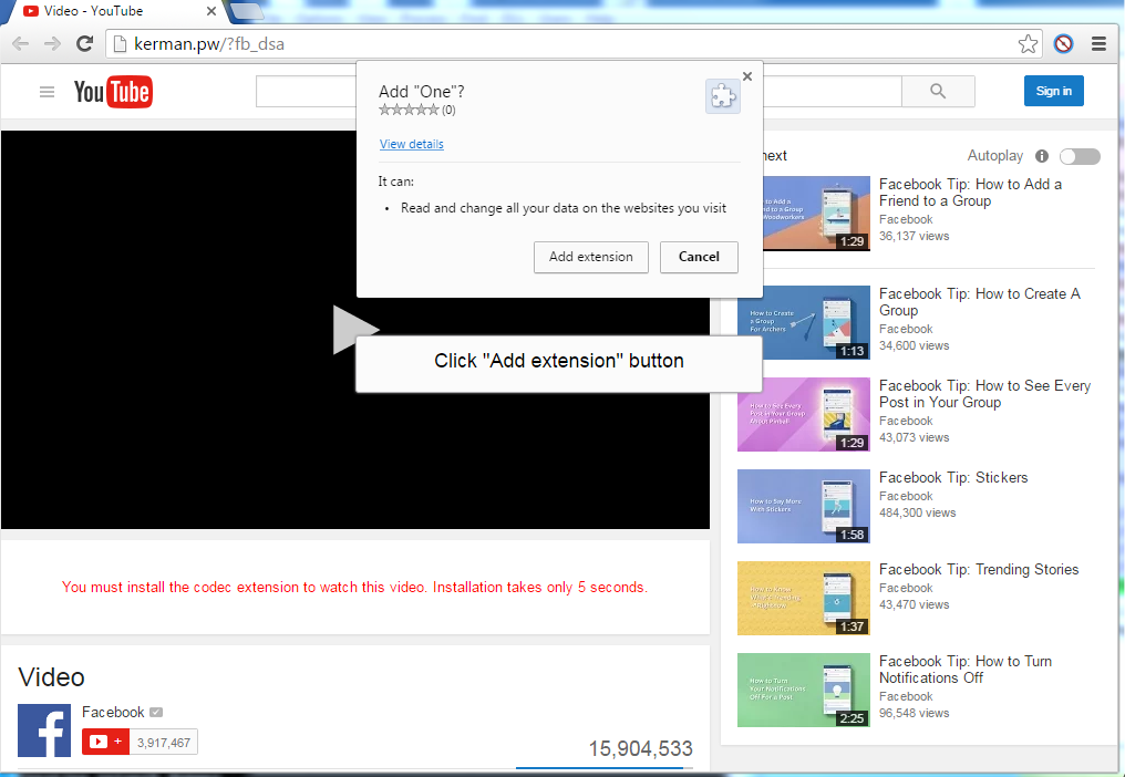 """Novi ransomver virus na Fejsbuku - pazite koje """"slike"""" otvarate"""