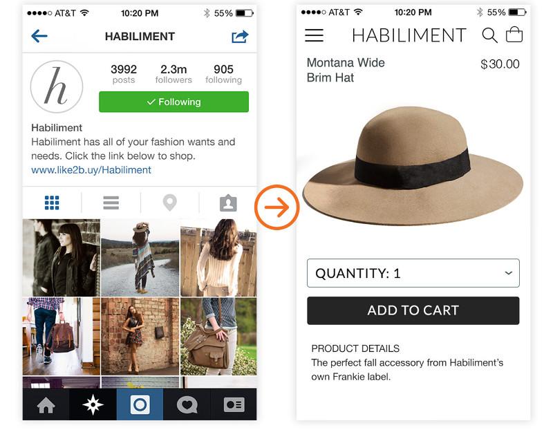 kako da uspešno prodajete putem Instagrama