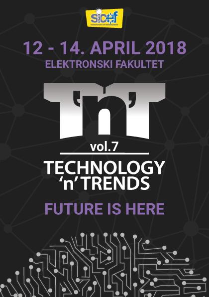 Poziv za konferenciju Technology 'n' Trends u Nišu